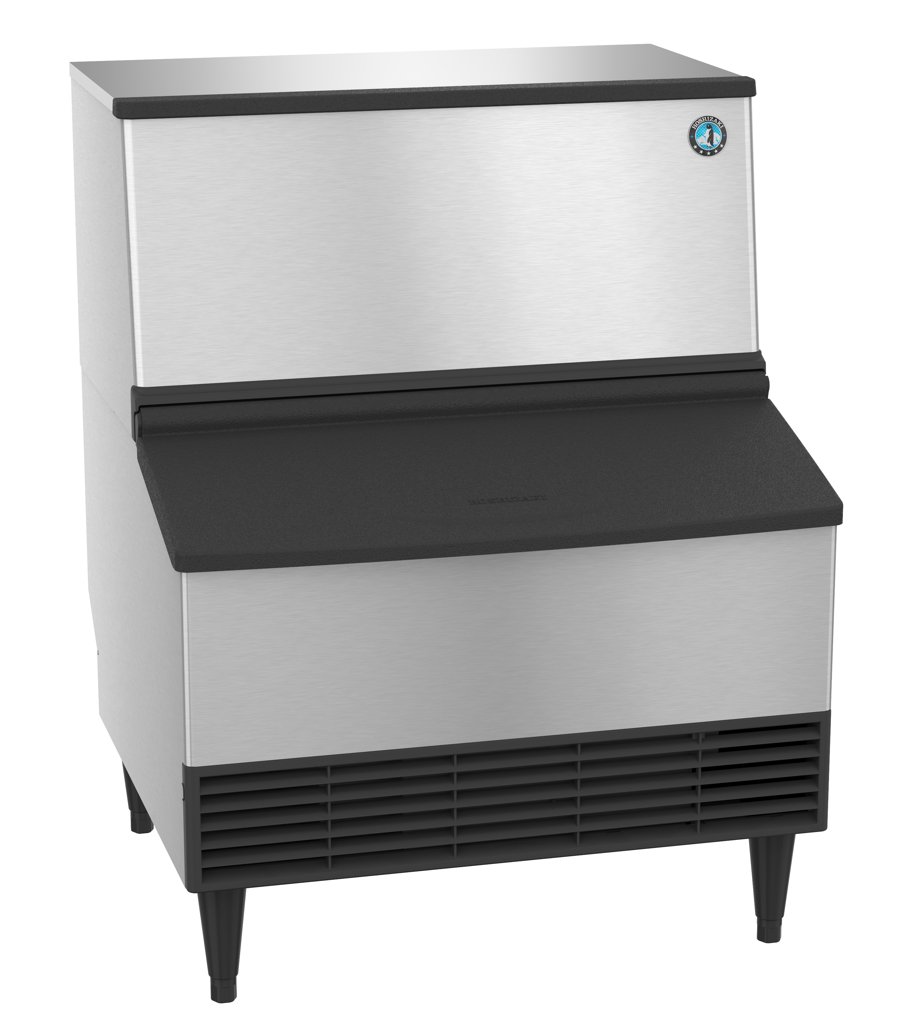 Hoshizaki KM 300BWJ Ice Maker Water cooled Self Contained Built